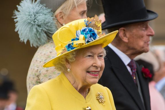 Queen Elizabeth Shares Rare Behind-the-Scenes Video Of Her Buckingham Palace Garden