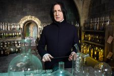 J.K. Rowling Responds To 'Harry Potter' Fan With Sweet Tribute To Alan Rickman