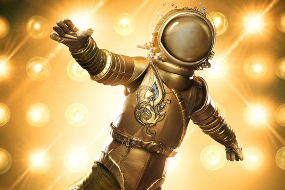 'The Masked Singer' Reveals Celebrity Behind Astronaut