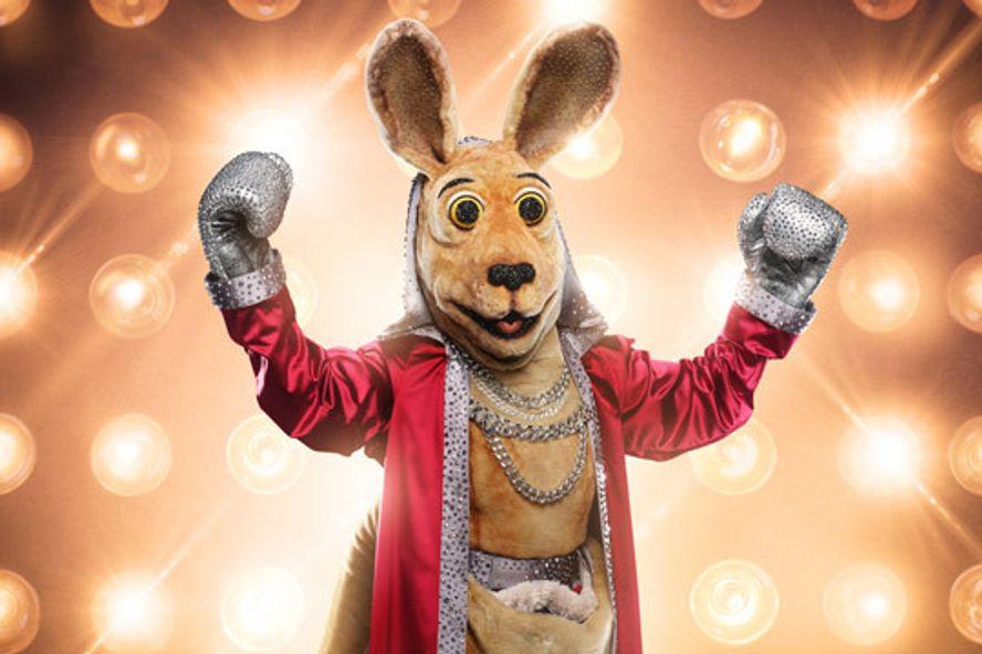 'The Masked Singer' Reveals Celebrity Behind Kangaroo