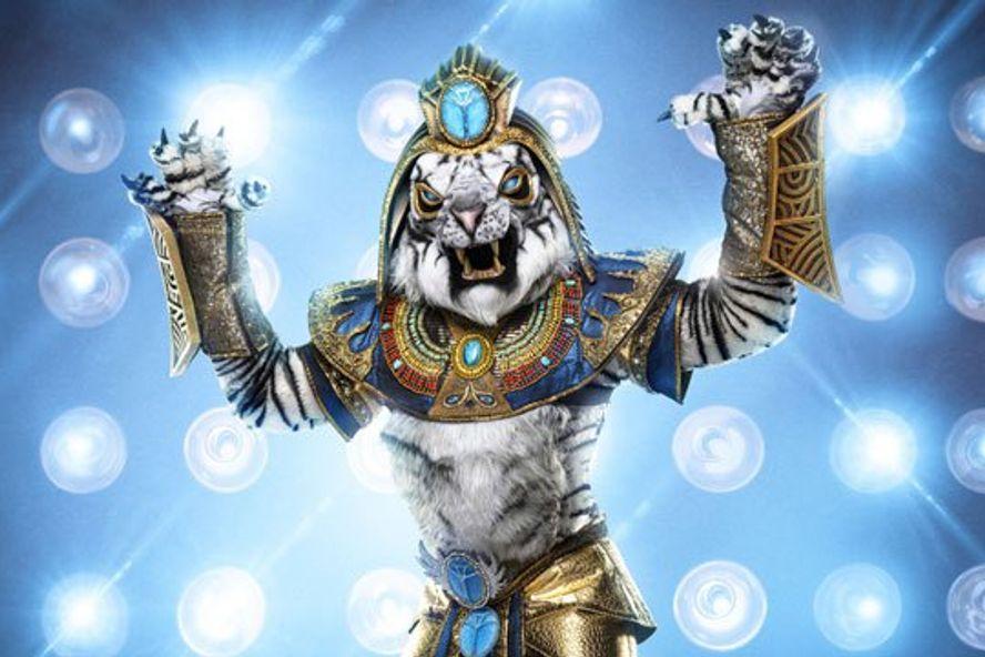 'The Masked Singer' Reveals Celebrity Behind White Tiger