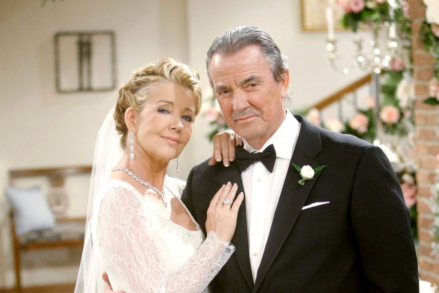 Young And The Restless To Air Nikki And Victor's First Wedding Today
