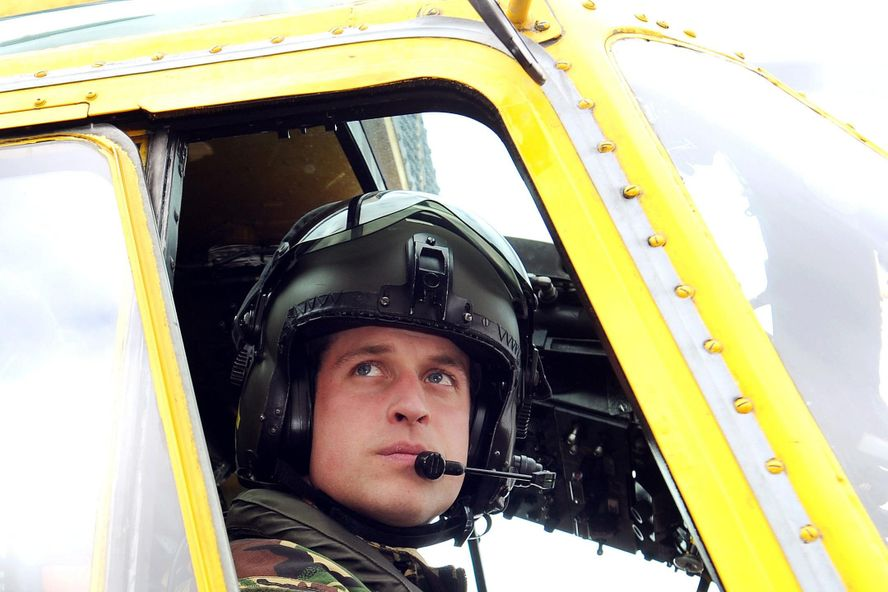 Prince William Allows Air Ambulances To Land At Kensington Palace