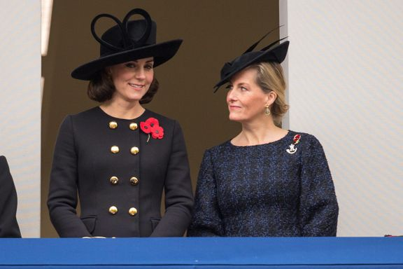 Kate Middleton And Sophie, Countess Of Wessex Team Up To Video Chat With Nurses