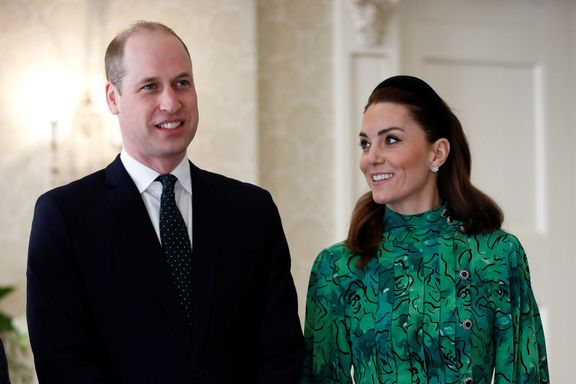 Prince William And Kate Middleton Play Bingo With Nursing Home Residents