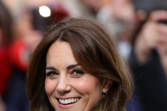 Kate Middleton Congratulates New Parents Over Video Chat After The Birth Of Their Son