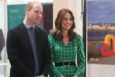 Prince William And Kate Middleton Make Special Visit For National Health Service's 72nd Birthday