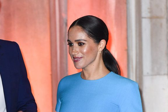 Meghan Markle Loses First Round In Privacy Lawsuit Against British Tabloids