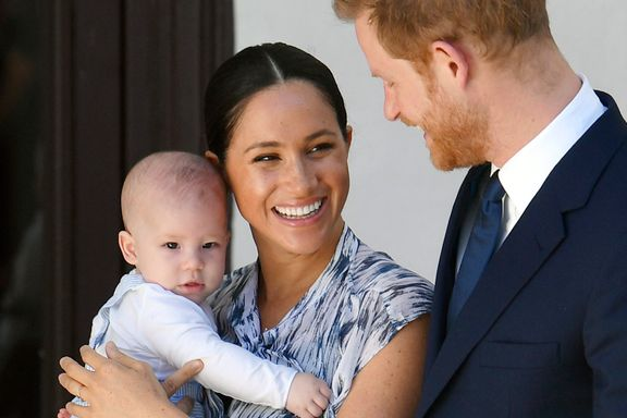Meghan Markle And Prince Harry Share Brand New Video Of Archie For His First Birthday
