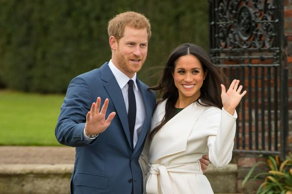 """A New Book Claims To Reveal The """"Real"""" Story Of Meghan Markle And Prince Harry's Royal Life"""