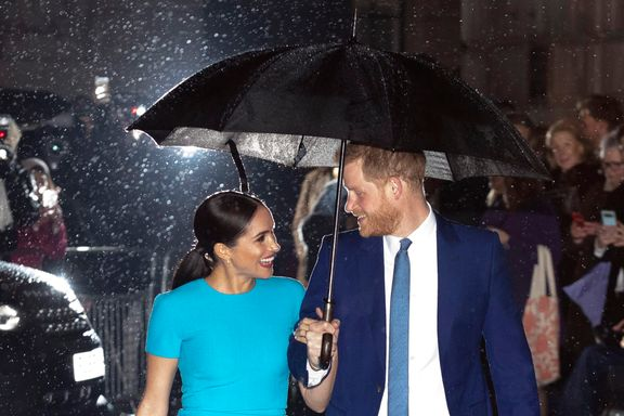 Lifetime Announces Third Prince Harry And Meghan Markle Film About Leaving The Palace