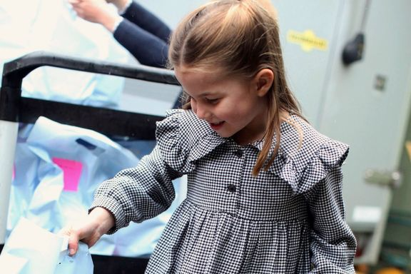 Kate Middleton Shares New Portraits Of Princess Charlotte For Her 5th Birthday