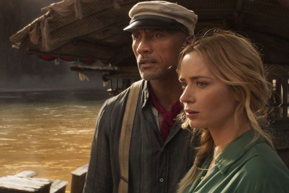 Dwayne Johnson And Emily Blunt Team Up Again For Upcoming Superhero Movie