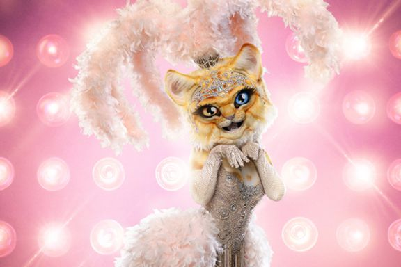 'The Masked Singer' Reveals Celebrity Behind Kitty