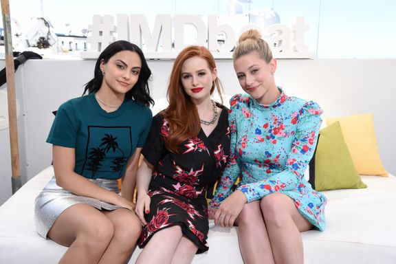 'Riverdale' Stars Lili Reinhart, Camila Mendes And Madelaine Petsch Guest Star On 'The Simpsons'