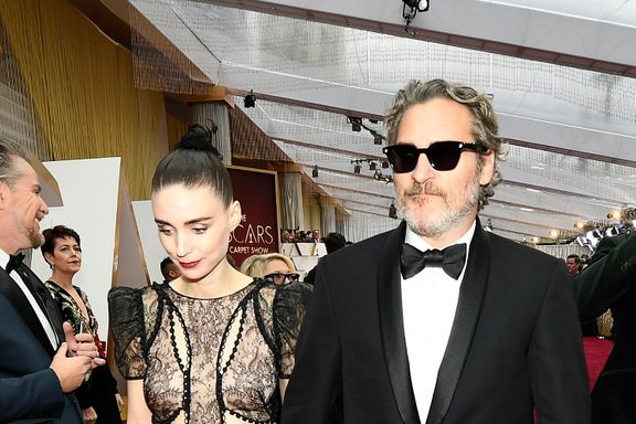 Rooney Mara Is Expecting First Child With Joaquin Phoenix