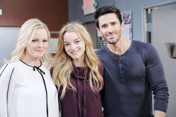Olivia Rose Keegan, Martha Madison And Brandon Beemer Are Returning To Days Of Our Lives