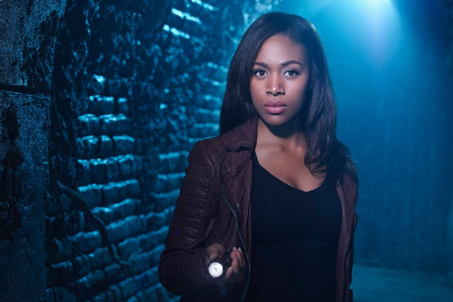 Nicole Beharie Reveals She Was Blacklisted After Sleepy Hollow Exit