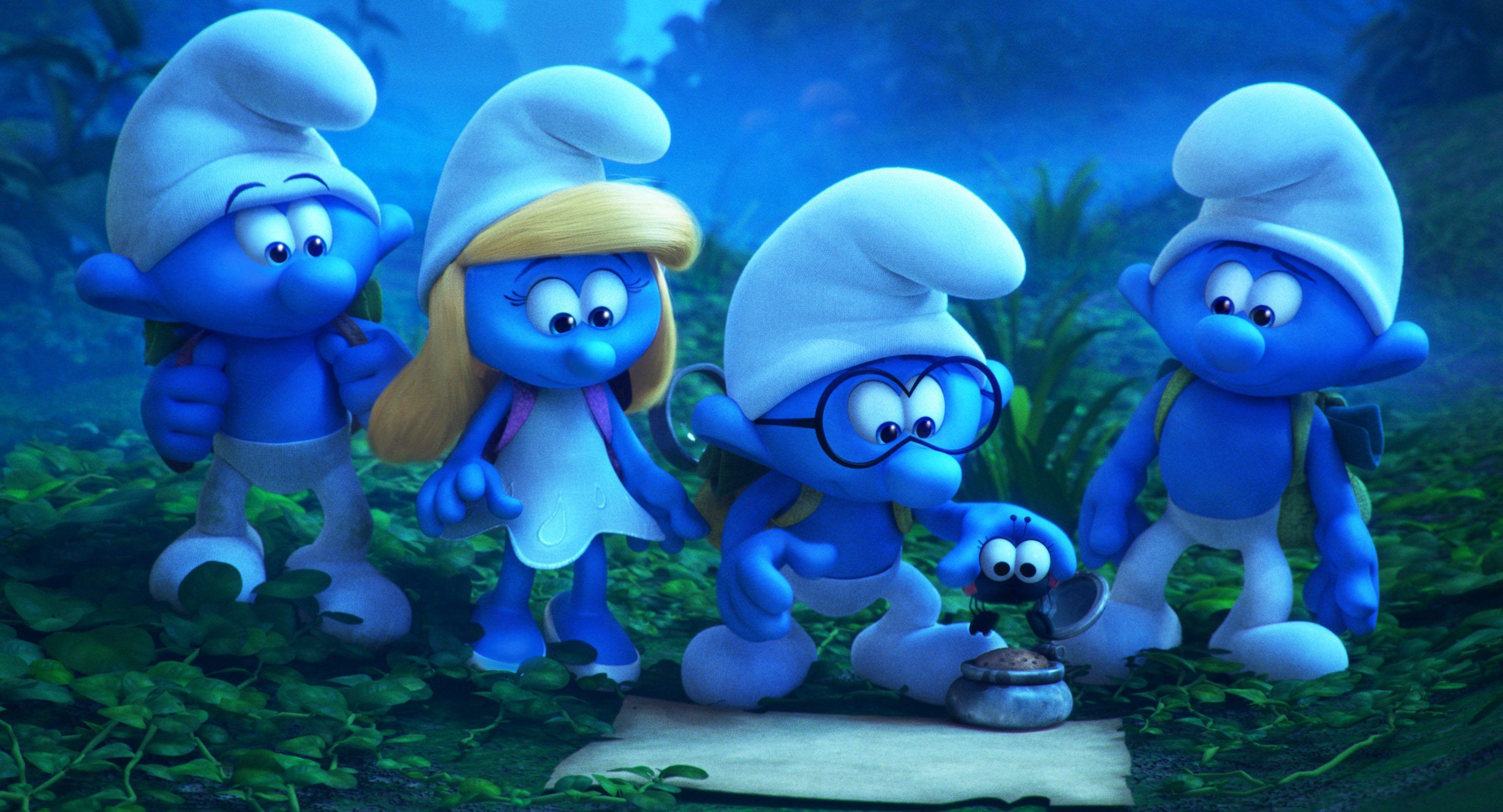 Nickelodeon Orders New Smurfs Series For 2021 Fame10