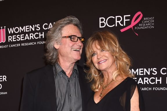 Goldie Hawn Shares Sweet Father's Day Tribute To Kurt Russell