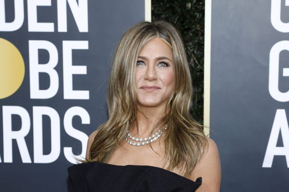 Jennifer Aniston Says She Couldn't 'Escape' Rachel From Friends