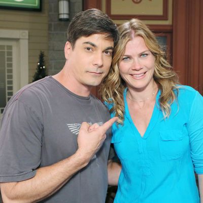 Bryan Dattilo And Alison Sweeney Are Returning To Days Of Our Lives