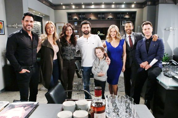 Bold And The Beautiful Returning To Production Tomorrow
