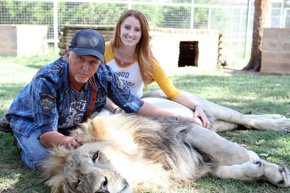 "Jeff Lowe and Wife Lauren ""Signed For A Reality TV Show"" About Their Zoo"
