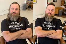 """Duck Dynasty's Willie Robertson Is Almost Unrecognizable With """"Major After-Quarantine Haircut"""""""