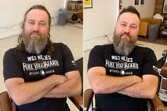"Duck Dynasty's Willie Robertson Is Almost Unrecognizable With ""Major After-Quarantine Haircut"""