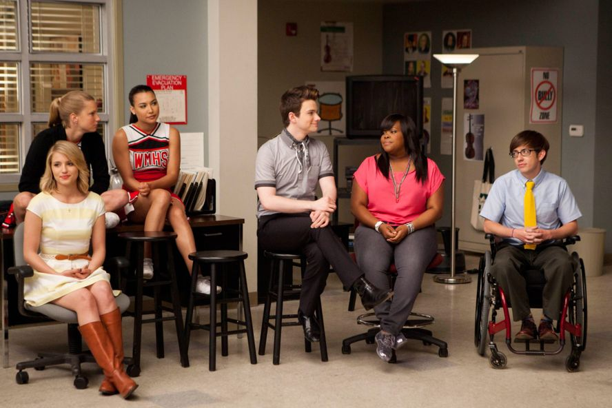 Glee's Jane Lynch, Chris Colfer And More Pay Tribute to Naya Rivera