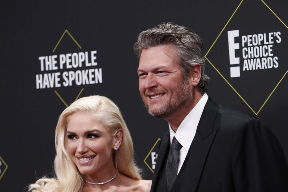 Blake Shelton To Release New Duet 'Happy Anywhere' With Gwen Stefani