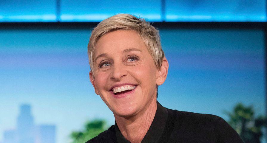Ellen DeGeneres Jokingly Tells Her Staff 'Please Don't Look Me in the Eye' When