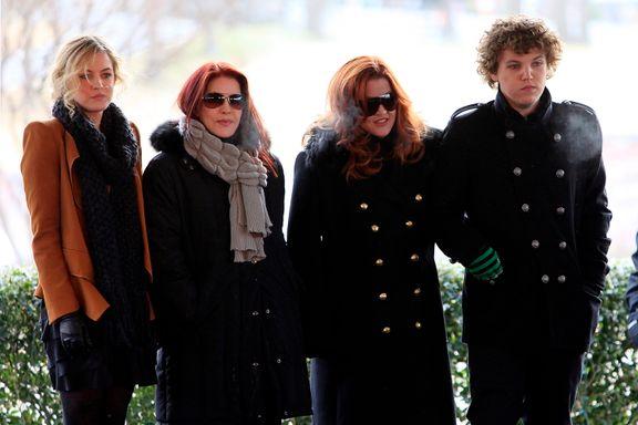 Lisa Marie Presley 'Heartbroken' After Passing Of 27-Year-Old Son Benjamin Keough