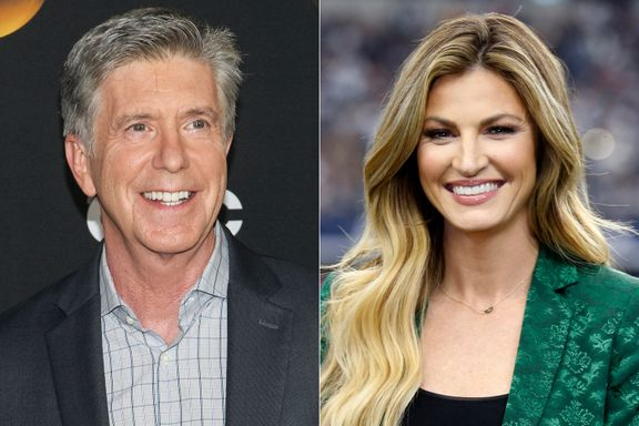 Tom Bergeron And Erin Andrews Joke About How Quickly DWTS Replaced Them
