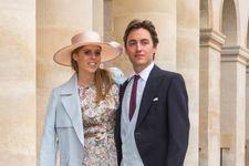 Princess Beatrice Quietly Weds Edoardo Mapelli Mozzi At Windsor Chapel