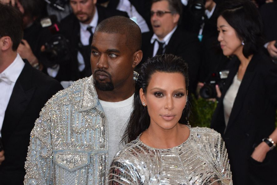 Kim Kardashian And Kanye West 'Have Grown Apart' And Are 'Considering Divorce'