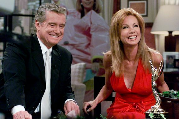 Kathie Lee Gifford Remembers Former Co-Host Regis Philbin In A Touching Tribute