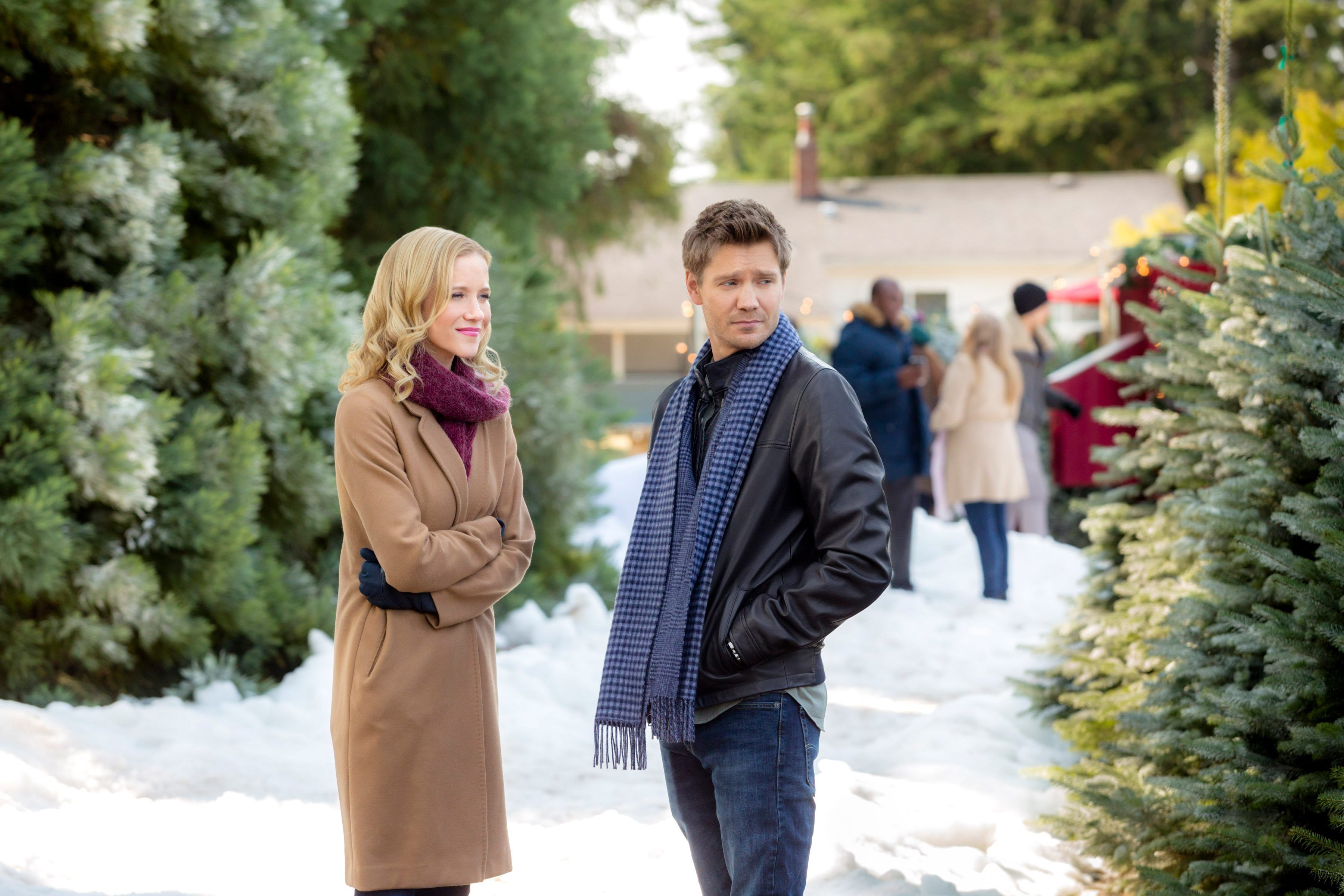 The Hallmark Channel Launched A Line Of Wines Inspired By Their Christmas Movies