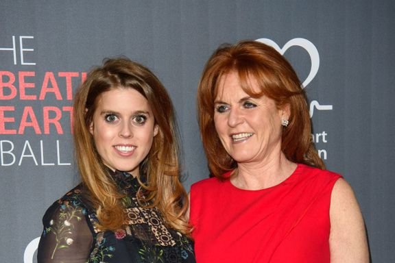 Sarah Ferguson Shares Sweet Message About Princess Beatrice's Wedding