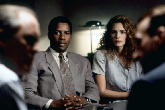 Julia Roberts And Denzel Washington Reunite 27 Years After The Pelican Brief For New Netflix Movie