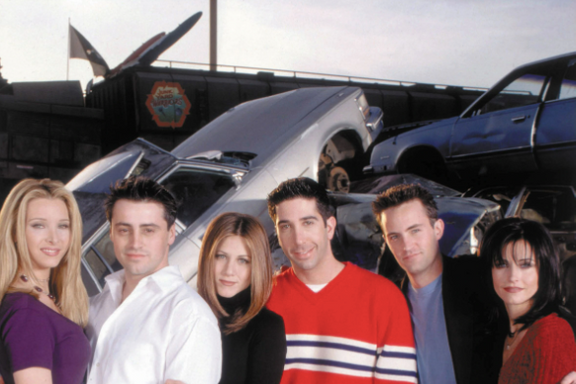 Friends Quiz: The One All About Season 3