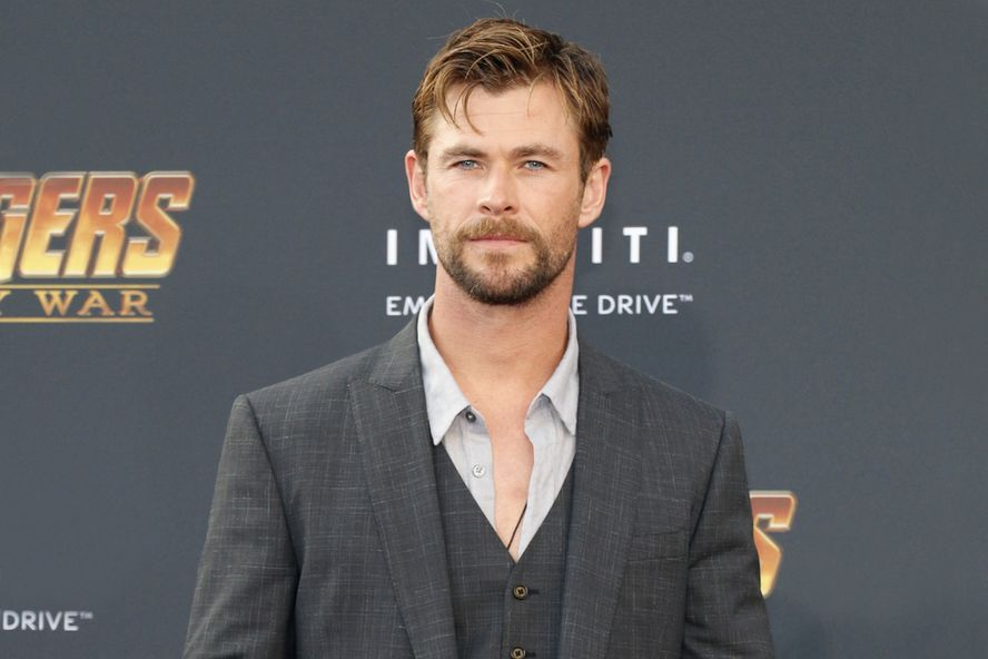Chris Hemsworth Teases His 'Insane' Physical Transformation To Play Hulk Hogan In New Movie