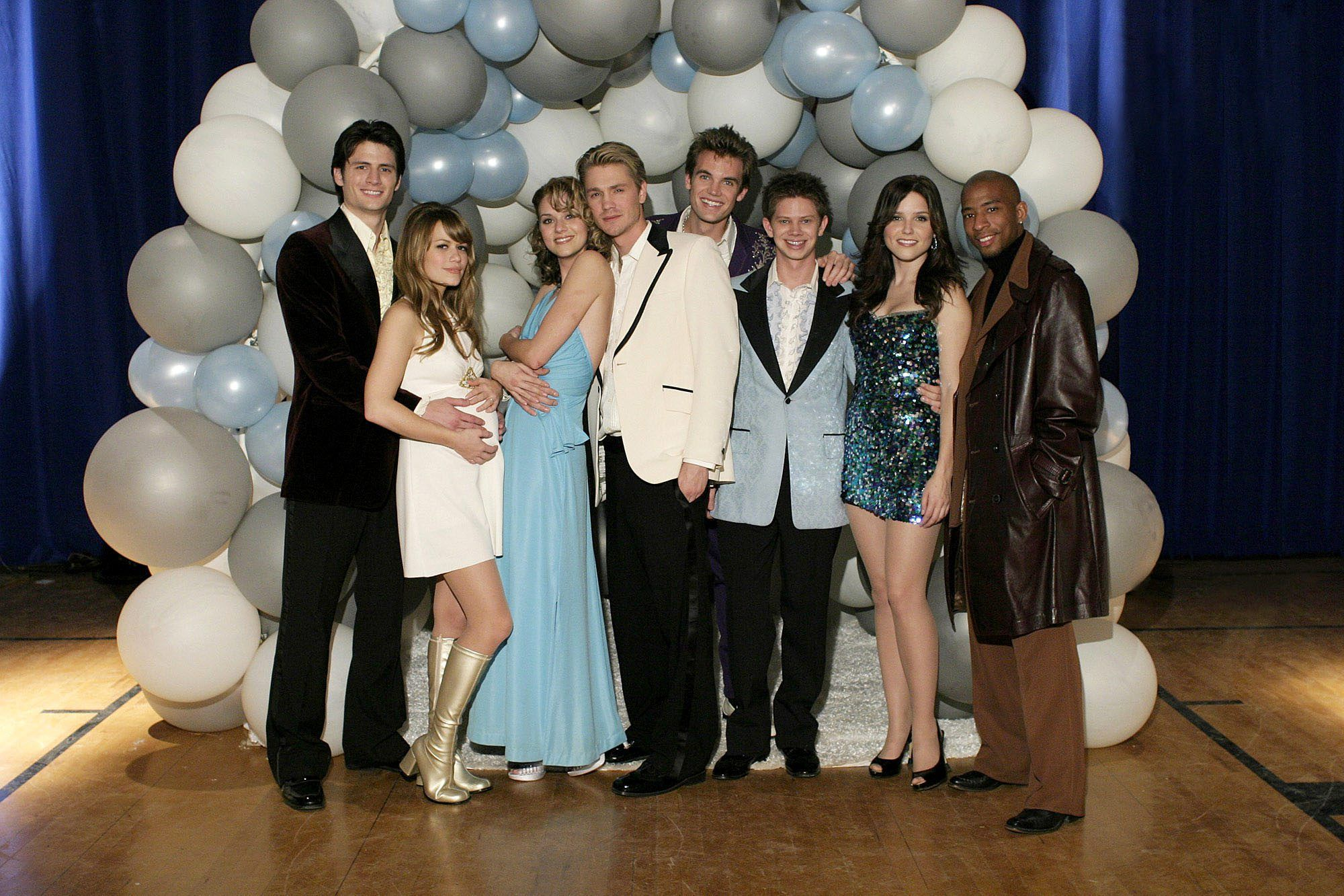 One Tree Hill Quiz: Name The Character Based On This One Sentence Description - Fame10