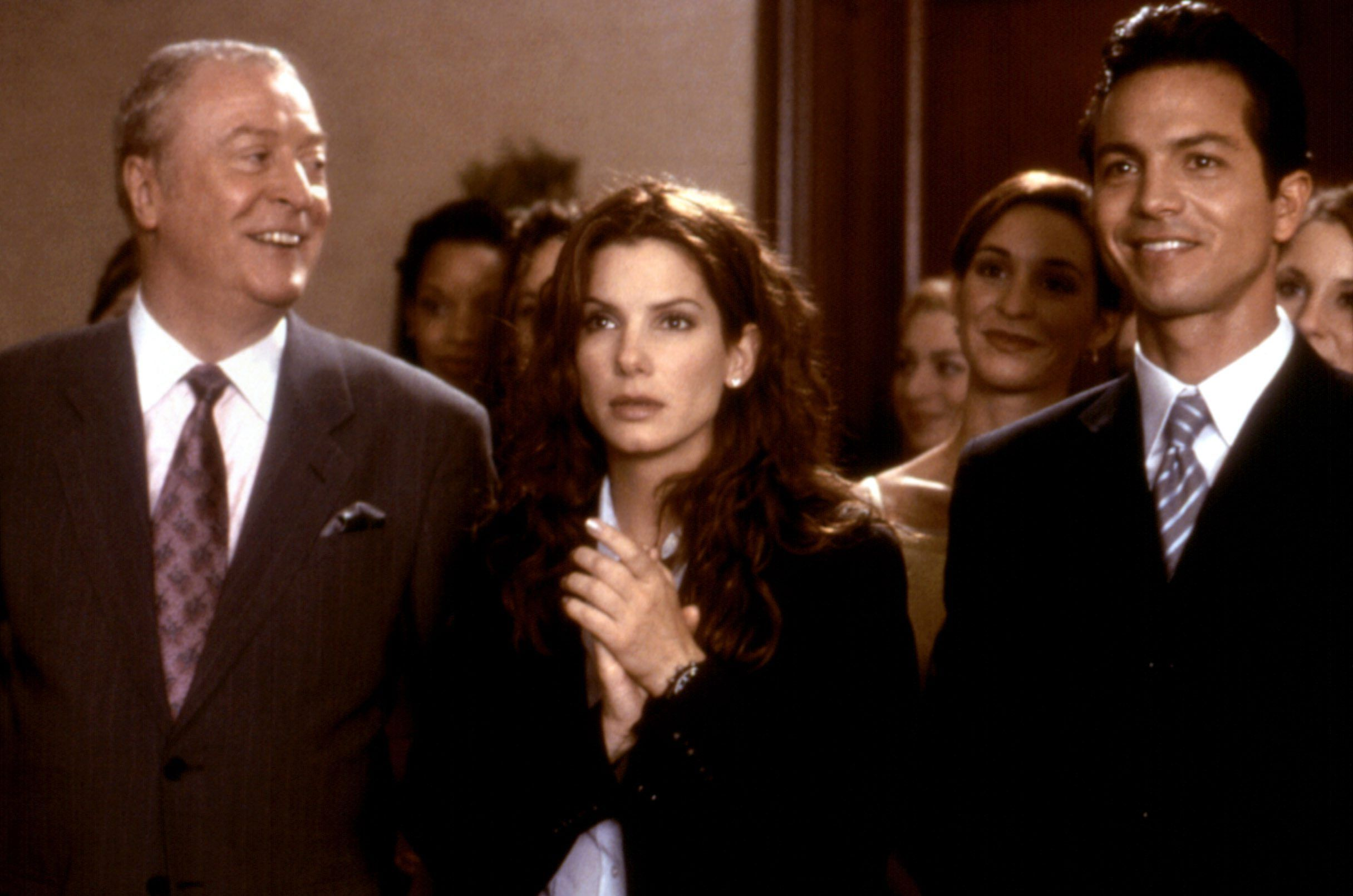 Movie Quiz: Match The Sandra Bullock Character To The Correct Movie - Fame10