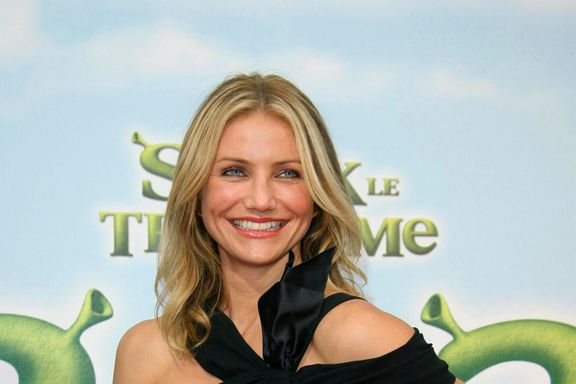 Cameron Diaz Says She Felt 'Peace' Walking Away From Her Hollywood Movie Career