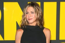 Jennifer Aniston Says Working On The Morning Show Was 'Cathartic'