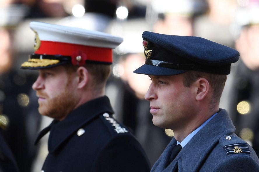 Prince William And Prince Harry Issue Rare Joint Statement About Plans To Honor Princess Diana