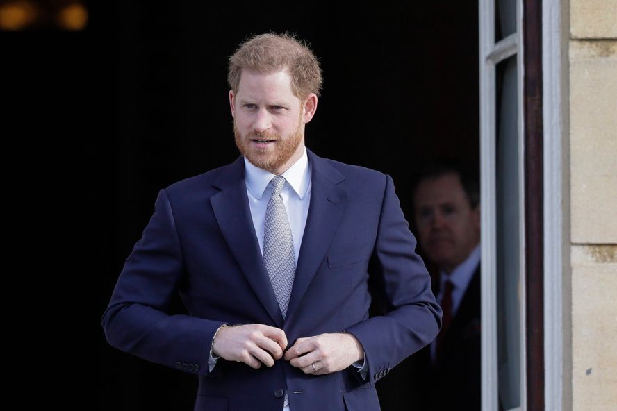 Prince Harry Urges Companies To 'Demand Change' From Social Media Sites