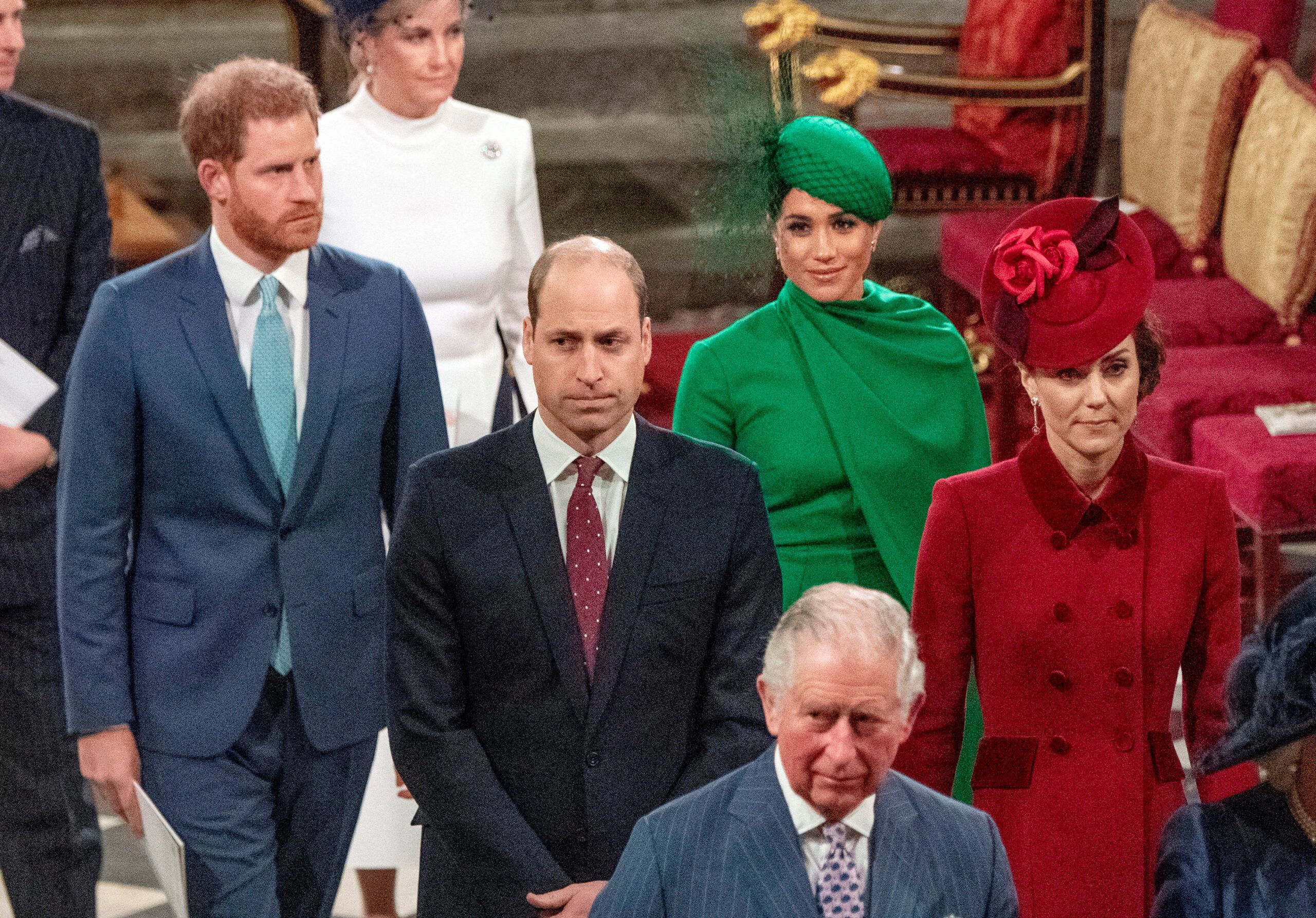 Royal Family Revelations From Meghan Markle & Prince Harry's Biography 'Finding Freedom' - Fame10
